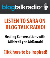 Sara on Blog Talk Radio
